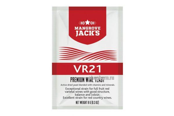 Дрожжи винные Mangrove Jack - VR21