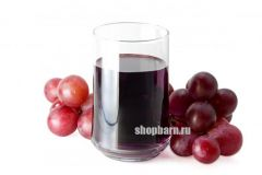 Сок концентрированный Красный виноград