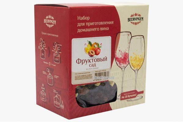 """Набор для приготовления вина Beervingem """"Фруктовый сад"""""""