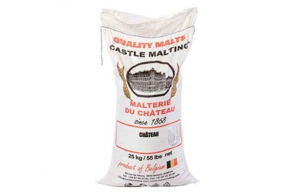 Карамелизированный солод Chateau Special B ЕВС 260-320 Castle Malting, мешок 25 кг